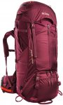 Tatonka Yukon X1 65+10 Women bordeaux red