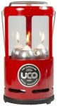 UCO Candlelier Alu rot