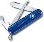 Victorinox My First Victorinox Taschenwerkzeug transparent blau