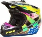 Fox Helm V1, XL, Gelb