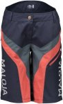 Maloja Girls Freeride-Short SimsseeM., S, Blau