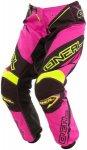 O'Neal Girls Cross Hose Element Racewear, 13/14, Pink