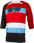 Royal Racing 3/4-Arm Bike Jersey Drift, S, Rot