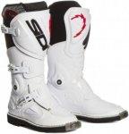 Sidi Kids Motocross-Stiefel Stinger, 38, Weiß