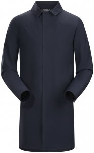 Arcteryx Keppel Trench Coat Men | Mantel Kingfisher L