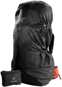 Arcteryx Pack Shelter | Regenhülle Black L
