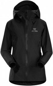 Arcteryx Beta SL Hybrid Jacket Women   Hardshelljacke Black