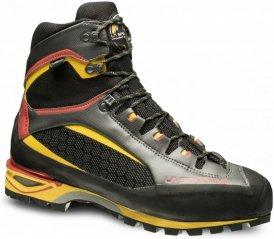 La Sportiva Trango Tower GTX | Bergschuhe Black / Yellow 43.5
