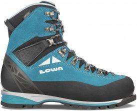 Lowa Alpine Expert GTX Women | Bergschuhe türkis/eisbla
