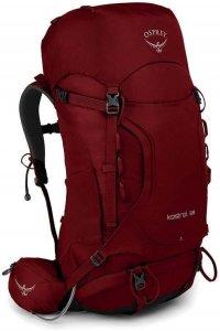 Osprey Kestrel 38 | Trekkingrucksack Rogue red M/L