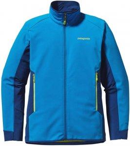 Patagonia Adze Hybrid Jacket Men Andes Blue S
