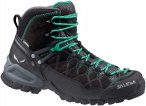 Salewa Alp Trainer Mid GTX Women | Wanderschuhe Black Out
