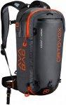 Ortovox Ascent 22 Avabag Black | Lawinenrucksack