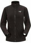 Arcteryx Delta LT Jacket Women | Fleecejacke Black XS