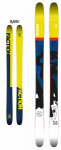 Faction Prodigy 3.0 Blue / Yellow 182cm