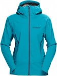 Norrøna Falketind Windstopper Hybrid Jacket Women Electric