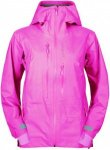 Norrøna Lyngen Driflex3 Jacket Women Pumped Purple XS