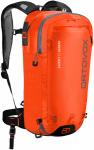 Ortovox Ascent 22 Avabag Crazy Orange | Lawinenrucksack