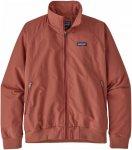 Patagonia Baggies Jacket | Freizeitjacke Spanish Red M
