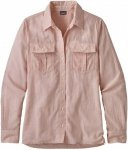Patagonia Lightweight A/C Buttondown Shirt Women Sprinkle Qu