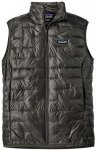 Patagonia Micro Puff Vest Men | Weste Forge Grey S