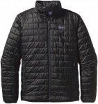 Patagonia Nano Puff Jacket Men | Kunstfaserjacke Black S