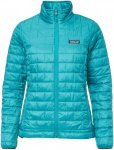 Patagonia Nano Puff Jacket Women Ultramarine M