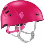 Petzl Picchu Helmet | Kinderhelm Himbeerrot One Size
