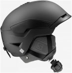 Salomon Quest | Skihelm Black M