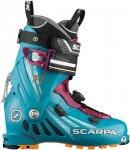 Scarpa F1 Women | Skitourenschuh Artic Blue / Purple 24.0