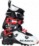 Scarpa Gea RS | Skitourenschuhe White / Black / Flame 24.
