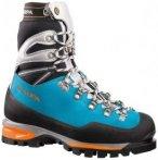 Scarpa Mont Blanc Pro GTX Women (Farbe: blau, Schuhgröße - EU: 38)