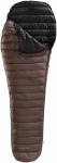 Yeti Passion One | Daunenschlafsack brown M - Left Zip