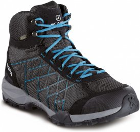 Scarpa Hydrogen Hike GTX Men Dark Gray / Lakeblue 44.5