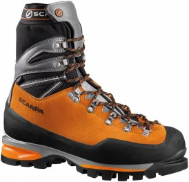 Scarpa Mont Blanc Pro GTX Men | Bergstiefel Orange 42.0