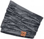 120 Tec Neckwarmer, black steel