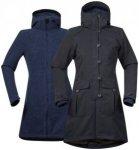 Bjerke 3 in1 Lady Coat, burgundy/dark navy L
