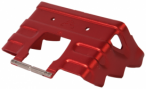 Crampons 120mm, red