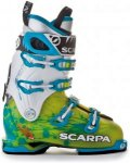 Freedom SL Wmn, lime/turquoise 25.5