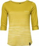 Chillaz Damen Balanced Stripes Longsleeve Grün XS