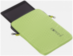 Exped Padded Tablet Sleeve lime, Gr. 10