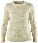 Fjällräven Övik Nordic Sweater W Chalk White, Gr. L