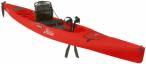 Hobie Kayak Revolution 16-Vorführer Rot
