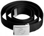 Mammut Logo Belt black, Gr. one size