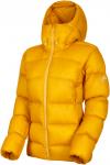 Mammut Meron IN Hooded Jacket Women golden, Gr. S