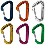 Mammut Wall Light Sixpack Wire Gate, assorted, Gr. one size
