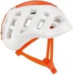 Petzl Sirocco® weiß/orange, Gr. S/M