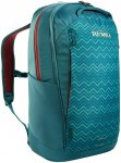 Tatonka City Pack 25 teal green zig zag
