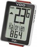 VDO M2.1 WR Fahrradtacho Kabelmodell 10-Funktionen