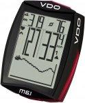 VDO M6.1 WL Fahrradtacho Digitales Funkmodell 18-Rad/28 Höhen Funktionen